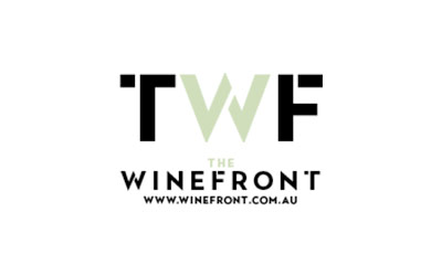 The Wine Front Logo